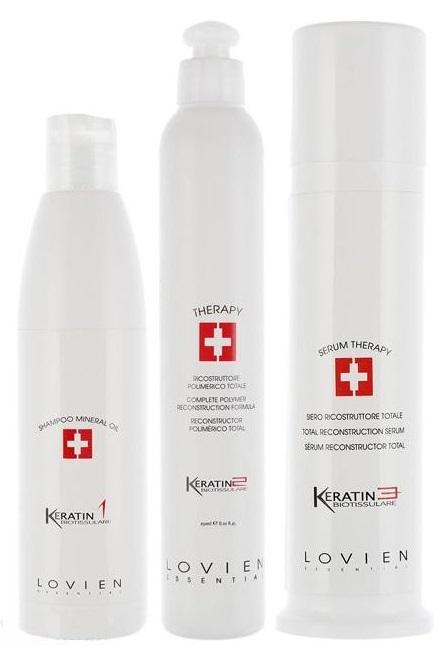 Косметика для восстановления волос