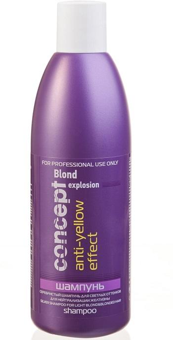 шампунь для светлых окрашенных волос от желтизны
